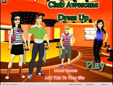 Club Awesome Dress Up